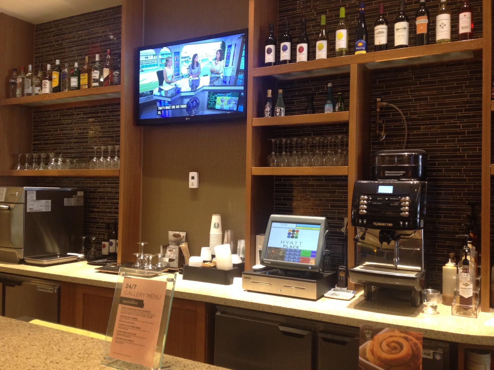 Parc Hotel Flushing Restaurant